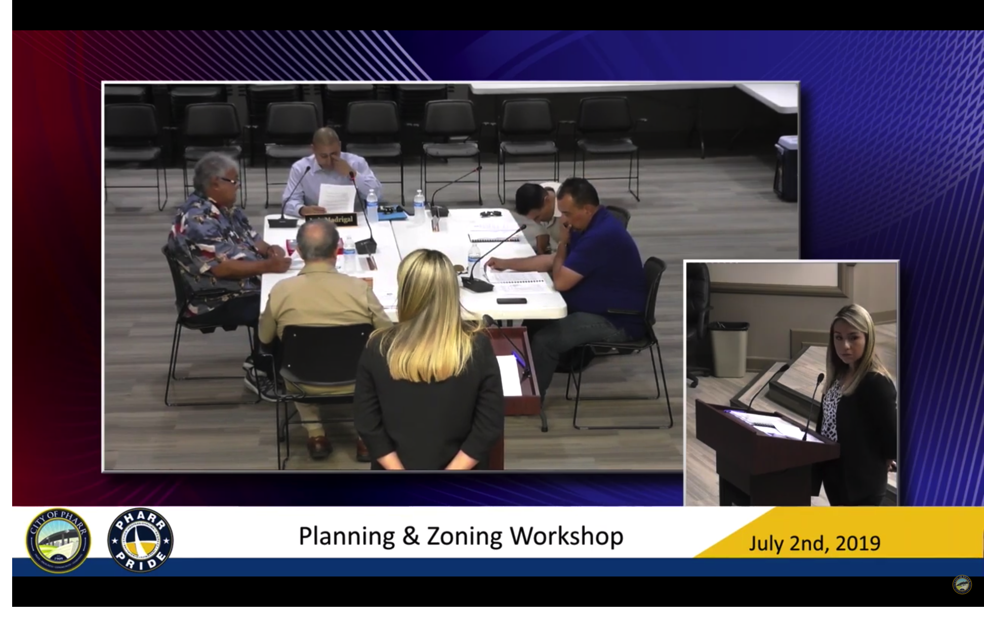P&Z Planning Workshop